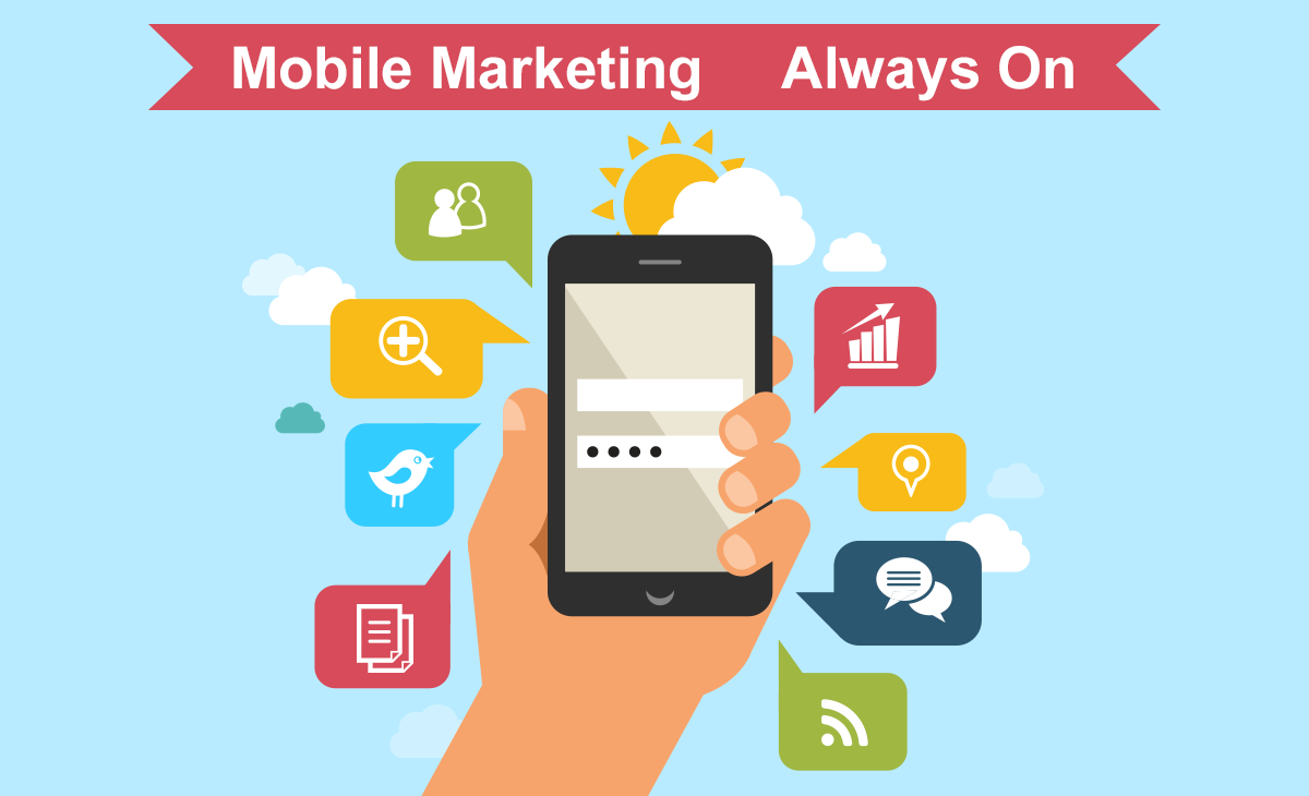 Marketing sul mobile: sempre al top!